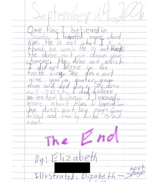 essay family funny