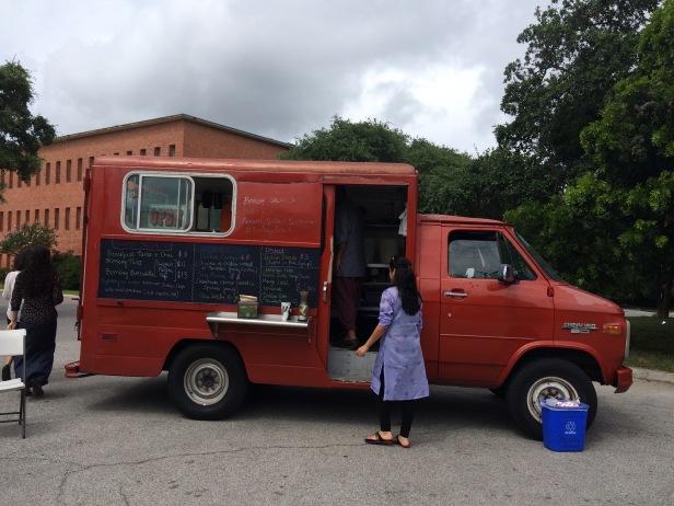 Bombay Salsa Company San Antonio food truck